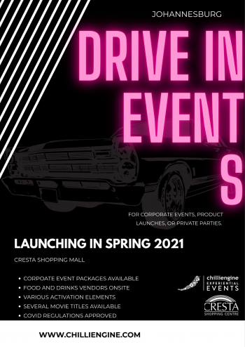 DRIVE IN EVENTS